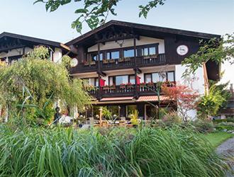 Gästehaus am Kurpark Schliersee